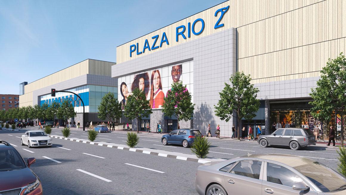Centro comercial 3d en madrid for Centro comercial sol madrid
