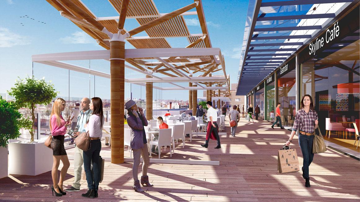 Centro comercial en madrid for Centro comercial sol madrid
